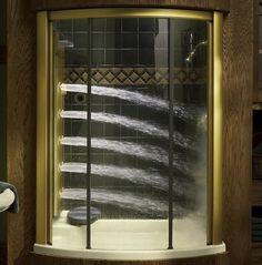 7 Incredible Luxury Showers    idk how i feel about this....