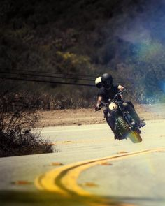 Photo #riding #motorcycles #motos | caferacerpasion.com