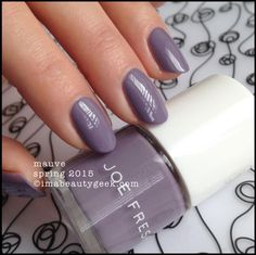 Joe Fresh Mauve  - Spring 2015. Click on thru for collection swatches!