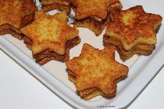 Vegan - tagein, tagaus : Kartoffelsterne (Weihnachtsinspiration)