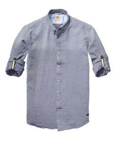 Special Woven Dress Shirt - Scotch & Soda