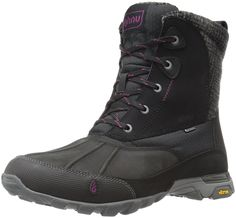 Ahnu Women's Sugar Peak Insulated WP Hiking Boot ** See this great image  : Hiking boots