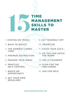 Master these tips to help you find balance both in the office and outside of it, making your days a little easier and more fulfilling. The sooner you get the hang of them, the better. Time Management Activities, Time Management Quotes, Time Management Techniques, Time Management Tools, Effective Time Management, Time Management Strategies, Project Management, Management Styles, Stress Management