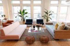 The Wing: o espaço só para mulheres mais lindo de NY - Living Gazette