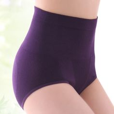 84c20fdf6454d Maternity High Waist slimming Panties Puerperal Butt-lifting Seamless body  Shaper Corselets Bamboo Crotch