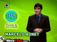 Comédia MTV - Horário político Partido da Sinceridade   Dança do Siri - ...