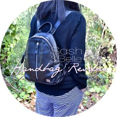 With the cooler season approaching, it's time to make your seasonal handbag switch-over. The colder months require a sturdy bag that wi. Sash, Lifestyle Blog, Fashion Backpack, Hearts, Parenting, Backpacks, Handbags, Band, Totes