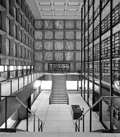 SOM : Yale University – Beinecke Rare Book and Manuscript Library