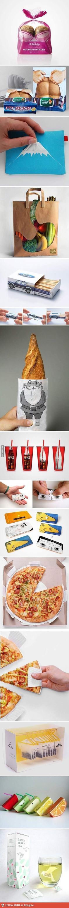These are clever