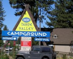 Special Offers From Tahoe Valley RV Resort