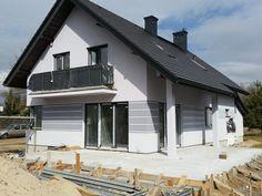 Dom jednorodzinny wg.projektu .................. w Dąbrowie Górniczej