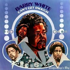 "Spring 1975.  Barry White hit with ""Love's Theme"" and then with ""Can't Get Enough of Your Love, Babe.""  The deep voice and the growl of ""Oh baby..."" More smiles per mile at either 33 1/3 or 45 RPM."