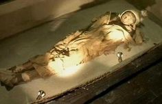Several mummies have been found in the Taklamakan desert.