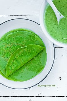 spinach pancakes,it looks amazing!
