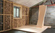 Aislar una vivienda para evitar humedades