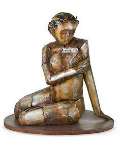GILDE GALLERY Skulptur Sinnliche Schönheit NEU   eBay Bookends, Garden Sculpture, Buddha, Statue, Ebay, Outdoor Decor, Artist, Design, Inspirational