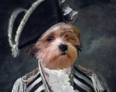 3 CUSTOM DOG PORTRAIT Custom dog Portrait by CustomPetPrints