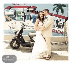 #keywest #wedding #destinationwedding My wedding!! I looooove key west- Mary Veal Photography