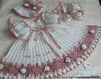 Summer Baby Dress Crochet Pattern - Bing images