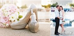 Flowers. Ring. Shoes. Wedding Day Ready! Wedding Photography Ideas