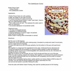 This Cake was a hit!  It was gone in a flash..It put the Happy in the Happy Birthday Cake....Over 7K hits on this recipe....from PineCreekStyle & The CattleQueen Cooks FB & Pinterest!