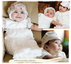 ★ Melissa Christening Dress Collection