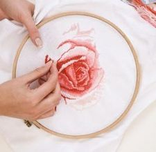Love Counted Cross Stitch.