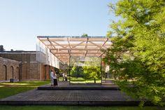 The Dulwich Pavilion,© Joakim Boren