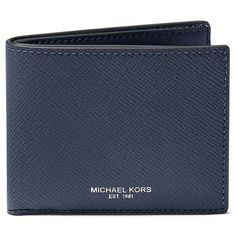 Designer Clothes, Shoes & Bags for Women Men's Wallets, Billfold Wallet, Cool Style, My Style, Men's Bags, Men's Fashion, Fashion Ideas, Michael Kors, Style Inspiration