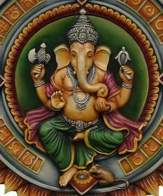 Make this Ganesha Chathurthi 2020 special with rituals and ceremonies. Lord Ganesha is a powerful god that removes Hurdles, grants Wealth, Knowledge & Wisdom. Jai Ganesh, Ganesh Lord, Shree Ganesh, Ganesha Art, Lord Shiva, Lord Krishna, Ganesha Pictures, Ganesh Images, Krishna Images