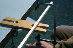 Tool Tips -Choosing and Using Jewellers / Piercing Saws for Crafts: Using a Bench Pin With a Jeweller's Saw