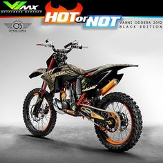 Hot or Not? #dirtbike #hotornot #hotornotmx #ktm #ktmbikes #mxgraphics #fmx #fmx4ever #vannioddera #dirtbikelife #dirtbikes #freestyle #freestylemotocross #fmxbike #motocross #motocross4life #motocrosslife #moto #motorcycle #tuning #braap #braaap #2stroke #2strokes #2strokelife #2stroketuesday #motosports