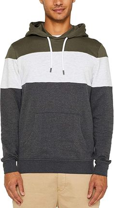 Bekleidung, Herren, Sweatshirts & Kapuzenpullover, Sweatshirts Mens Sweatshirts, Hoodies, Edc By Esprit, Sweaters, Fashion, Hoodie, Summer, Clothing, Men's Sweaters