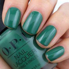 Opi Gel Polish, Opi Nail Polish Colors, Opi Nails, Manicures, Cute Nails For Fall, Nail Polish Collection, Gel Color, Femininity, Pedi