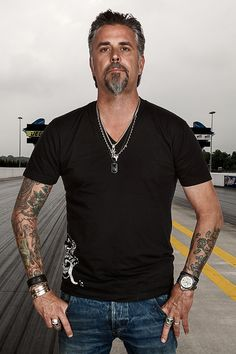 Richard Rawlings, Gas Monkey Garage, Country Men, Good Looking Men, Man Crush, Beautiful Men, Sexy Men, Mens Fashion, Guys