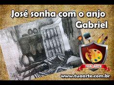 05 - José sonha com o Anjo Gabriel - Vagnero Tero