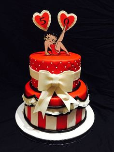 14 best images about betty boop cake on Funny Birthday Cakes, Adult Birthday Cakes, Birthday Treats, Mom Birthday, Betty Boop Birthday, Beach Wedding Cake Toppers, 50th Cake, Character Cakes, Betty Boop Cartoon