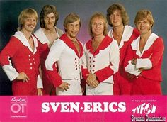 Svenska dansband (Swedish dance bands)