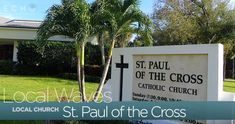 Experience the 𝗟𝗢𝗚𝗜𝗖 of Home ECHOnomics in our Local Waves videos!  Real Estate Agent Phil Gazzo takes us to St. Paul of the Cross Catholic Church in North Palm Beach  Celebrating their 50 year anniversary this weekend!  For more information about St. Paul of the Cross Catholic Church:  Paulcross.org  Contact Phil for all of your real estate needs! 🐬  📱 561.531.2777 ✉️ Phil@EchoFineProperties.com  #RealEstate #Realtor #EchoShowcase #SuperAgent #LoveFL #Faith #Love