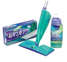 REUSE your Swiffer Wet Jet Bottle! Find out how to do this for FREE!!!-->http://www.debtfreespending.com/how-to-recycle-and-reuse-your-swiffer-wet-jet-bottle-save/