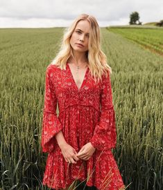 Our limited edition, handmade and handprinted dresses reflect an aspect of boho living, from free flowing fabrics to beautifully distinct patterns. Bohemian Clothing, Bohemian Dresses, Uk Homes, Thrifting, Dress Outfits, Leather Jacket, Boho, Fabric, Jackets