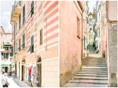 Real Cinque Terre: the cute streets of Monterosso