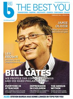 February 2014 - The Best You Magazine