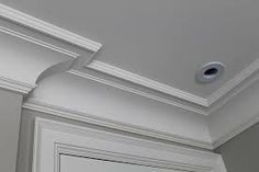 Image result for cove crown with uplighting