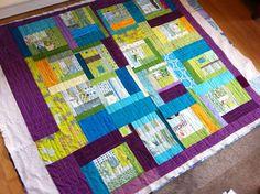 Quilts for Quake Survivors