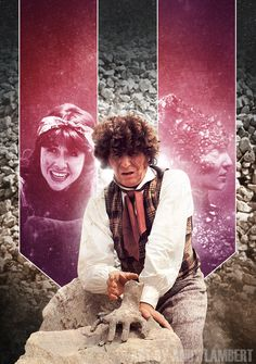 THE HAND OF FEAR by DV8R71.deviantart.com Doctor Who Poster, Doctor Who Art, Doctor Who Quotes, 4th Doctor, Eleventh Doctor, Sarah Jane Smith, Doctor Who Wallpaper, Jon Pertwee, Doctor Who Companions