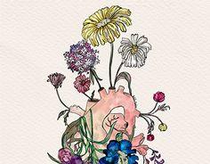 "Check out new work on my @Behance portfolio: ""Colección botánica "" Y que todo florezca infinitamente"""" http://be.net/gallery/38266257/Coleccion-botanica-Y-que-todo-florezca-infinitamente"