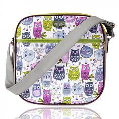 Easy Square Middle no. 541 Huhůůů by Darabags - SAShE.sk - Handmade Kabelky