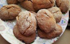 Receita de Broas de Batata-doce com Frutos Secos | Doces Regionais