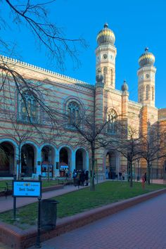 Dohány Street Synagogue, Budapest,